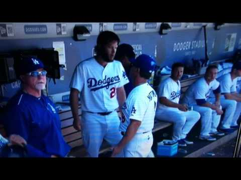 Don Mattingly Clayton Kershaw Fight