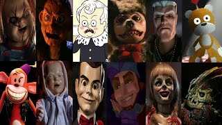 Defeats Of My Favorite Doll Villains