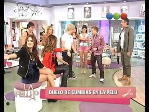 """Duelo de cumbias - Querían humillar al Polaco """"LA PELU"""" 19/6/2013 #1"""