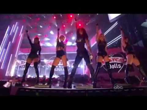 Pussycat Dolls Medley  AMA 2008