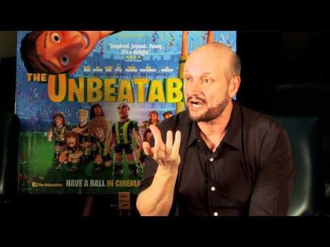 The Unbeatables (Metegol) - Junket Interview With Juan José Campanella