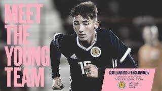Шотландия до 21 : Англия до 21