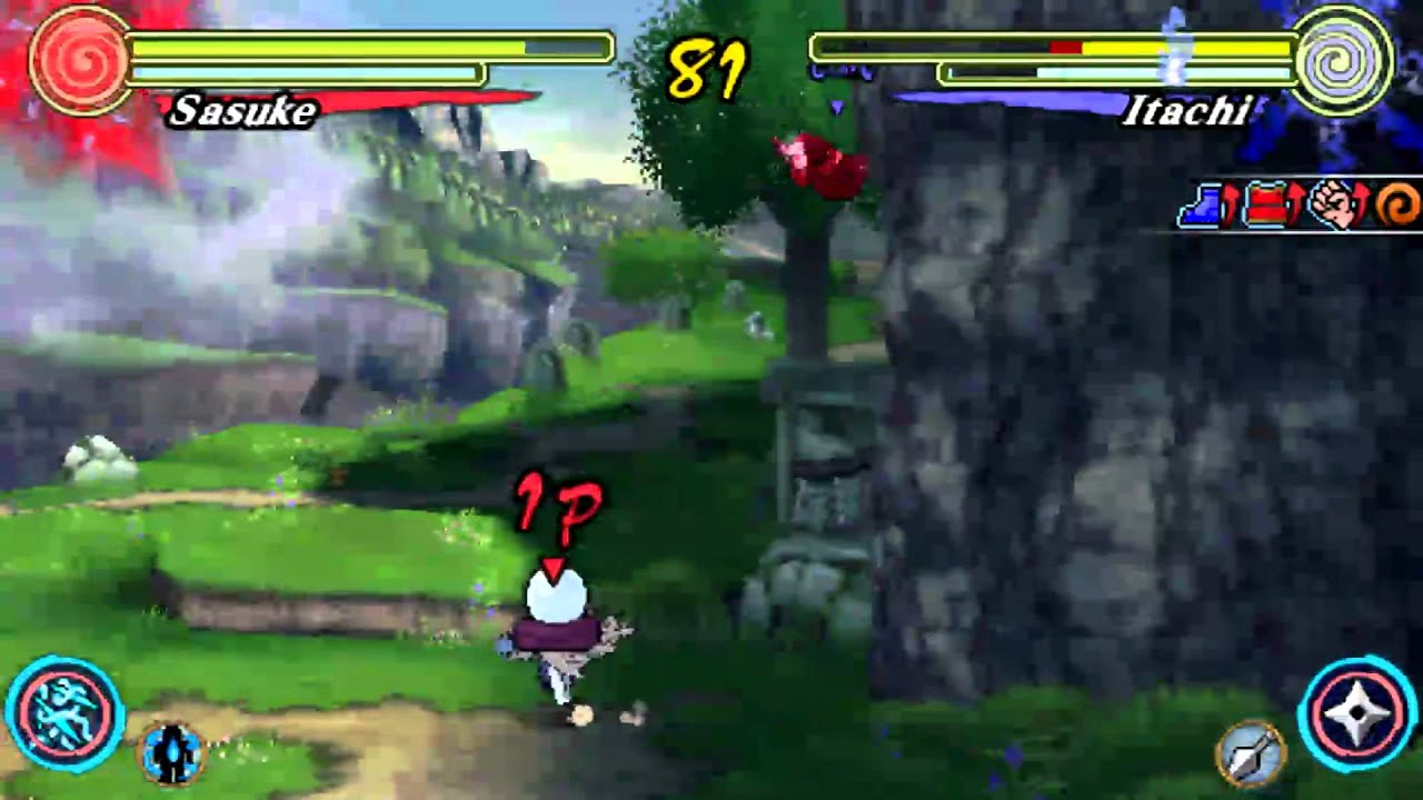 Detail game naruto full version