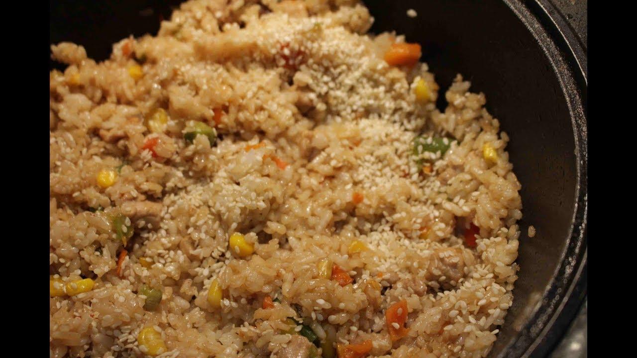 Как вкусно приготовить смесь рисов