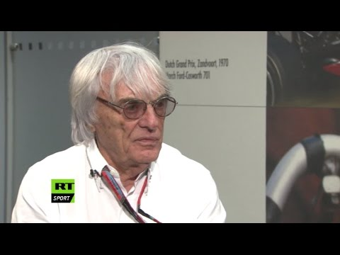 'America believes it is the greatest super power' - Bernie Ecclestone