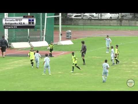 Final B10 Donosti Cup 2014