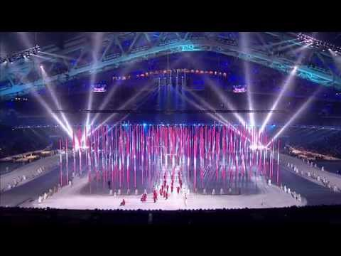Opening Ceremony | Sochi 2014 Paralympic Winter Games