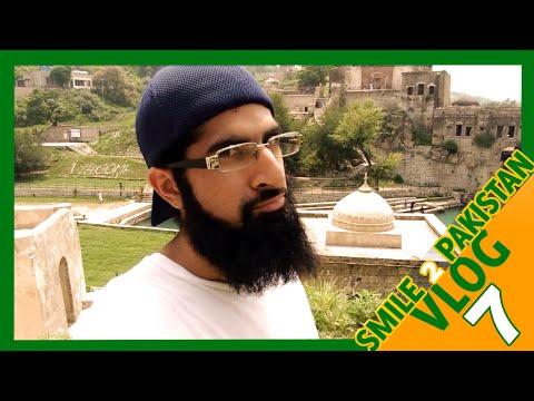 Smile 2 Pakistan- Salt mine & Temples: VLOG #7
