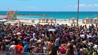 מצעד הגאווה 2015 עופר ניסים Pride Tel Aviv Offer Nissim