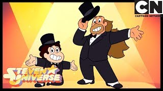 Steven Universe | Greg The Bazzillionaire! | Mr. Greg | Cartoon Network