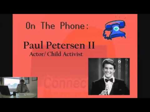 Paul Petersen Interviews on Connecticut Morning