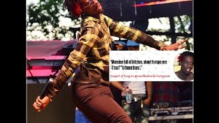 Rich Homie Quan Raps Another Lyric About Rape in Leaked Song.