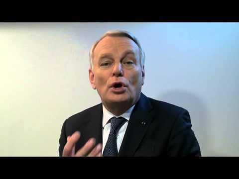Discours de soutien de Jean-Marc Ayrault