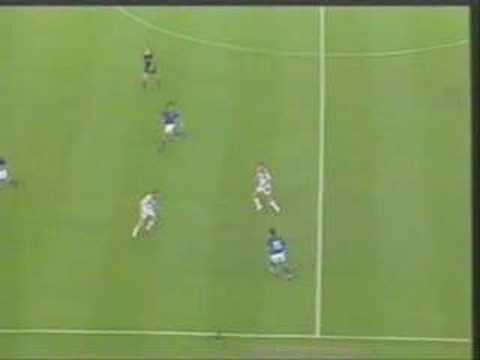Roberto Baggio Golden Goal Video