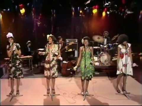 The Pointer Sisters: 1975 Live (Ruth, Anita, Bonnie, and June)