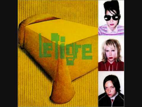 Le Tigre - My My Metrocard