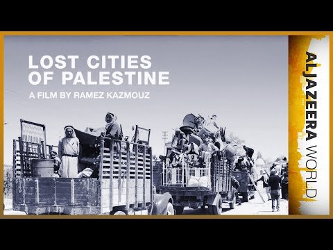 Palestine's lost cities