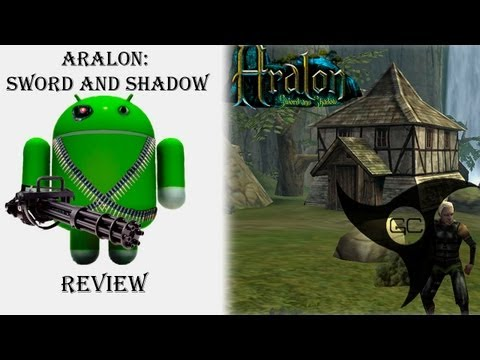 Aralon: Sword and Shadow - Android Review