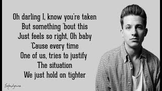 Charlie Puth - I Won't Tell A Soul (Lyrics) 🎵