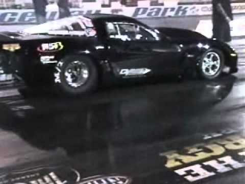 Tim Lynch 6.26@232.51 MPH SHAKEDOWN ETOWN 2010.wmv