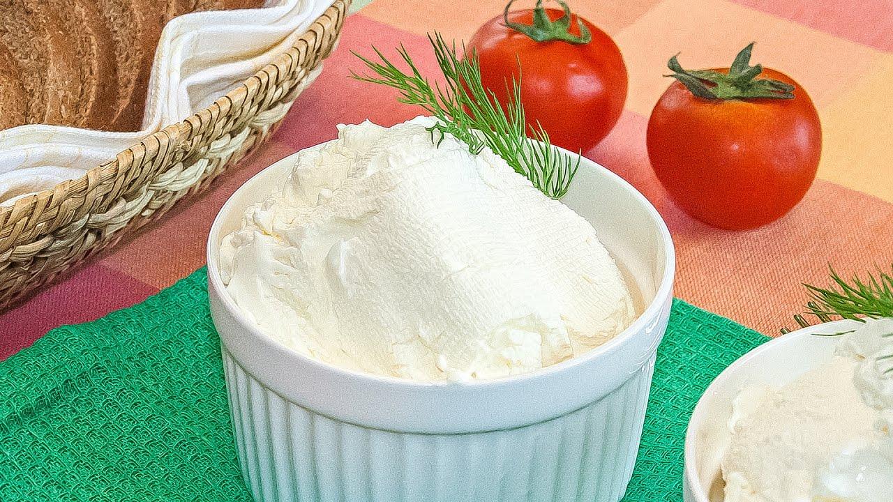 Сыр филадельфия в домашних условиях для 112