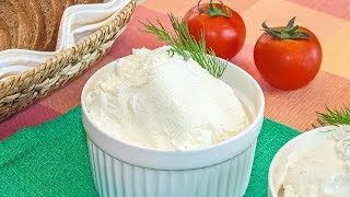 Сливочный сыр в домашних условиях по типу «Филадельфия». Рецепт мягкого сыра