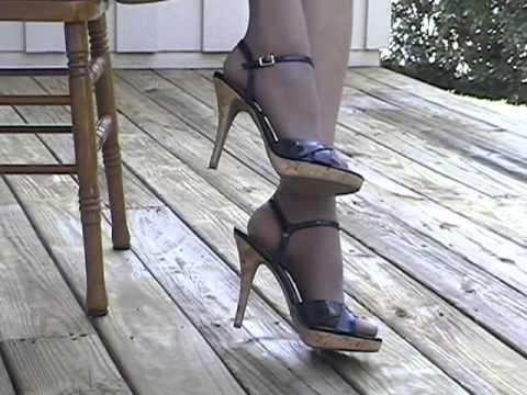 ML 164 Cross Dresser - Sexy High Heels