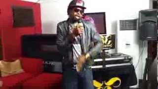 Basketmouth Do A Freestyle With Cool Dj Jimmy Jatt.