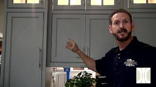 How to Adjust Cabinets   Imperial Custom Cabinets   San Diego