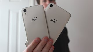 """ALL GOLD EVERYTHING - Alcatel One Touch Idol 3 GOLD Edition Unboxing! (4.7"""" and 5.5"""" Editions)"""