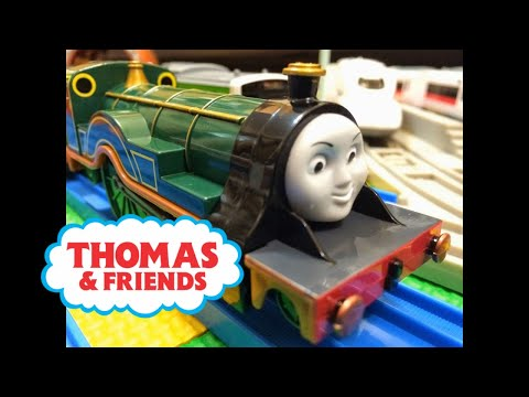 【รถไฟของเล่น】โทมัสและเพื่อนรถไฟ - เอมิลี่ (Emily) (00540 z th)