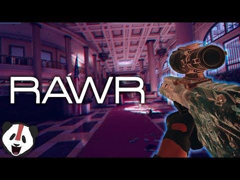 """Hixcap - """"Rawr"""" Montage (30k) Special - Rainbow Six Siege"""