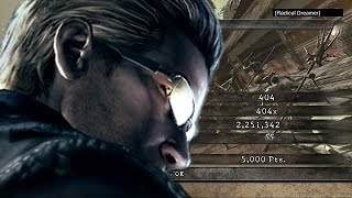Resident Evil 5 Ps4 No Mercy 2251k Village Wesker Stars 404combo 60fps
