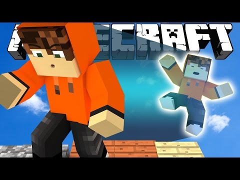 ЭТО LAG BACK! [Minecraft Team SkyWars Mini-Game]