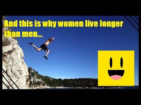 Why Women Live Longer