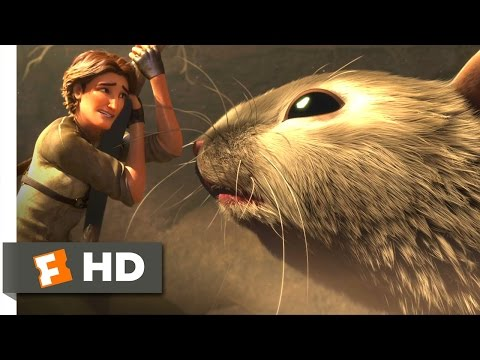 Epic (2/3) Movie CLIP - Mouse Attack (2013) HD