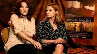 Parker - Broken English - Exclusive: Parker Posey and Zoe Cassavetes Interview