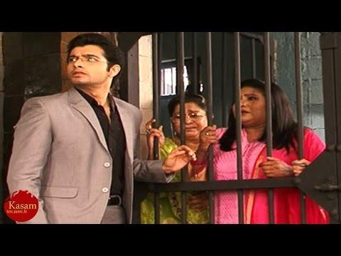 Kasam Tere Pyaar Ki 11th January 2017 EPISODE   Rishi's family in JAIL thumbnail