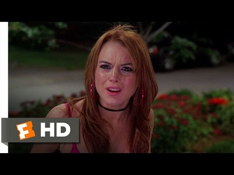 Mean Girls (6/10) Movie CLIP - You're Plastic (2004) HD