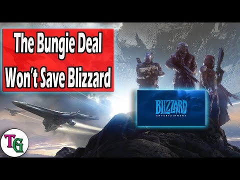 The Bungie Deal Does Nothing for Blizzard or World of Warcraft