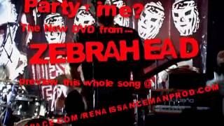 Watch Zebrahead Time video