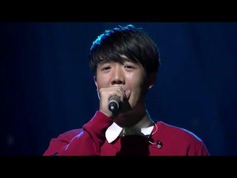 曹寅《一個人一座城》現場賺眼淚 — 我是歌手第四季誰來踢館