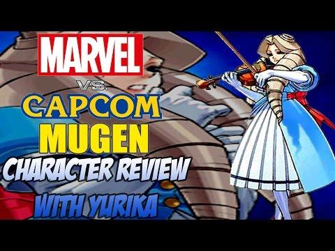 Marvel vs. Capcom M.U.G.E.N: Character Review w/ Yurika
