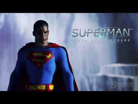 Superman Sixth Scale Figure | Sideshow Collectibles