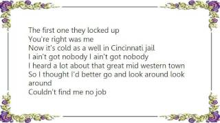 Watch Bobby Bare Cincinnati Jail video