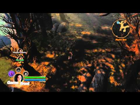Dungeon Siege 3 Walkthrough - Travel to Ravens Rill & Searching for Survivors PT 1