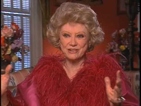 Phyllis Diller on becoming a comic - EMMYTVLEGENDS.ORG