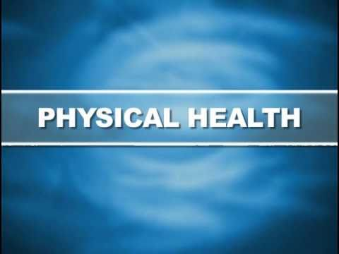 AGING 101: Pt  2 Physical Health Normal Aging