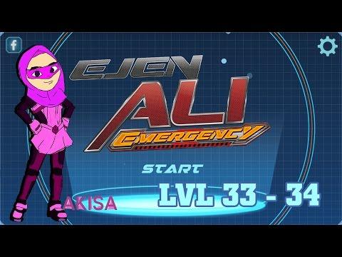 EJEN ALI EMERGENCY LVL 33 - 34 | AKISAKURA GAMEPLAY