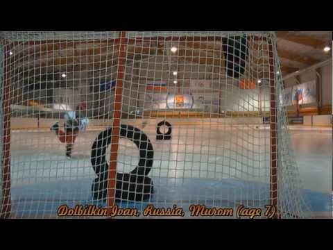 Долбилкин Иван 7 ЛЕТ Муром Детский хоккей
